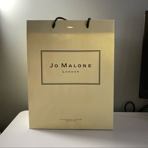 Jo Malone large shopping bag